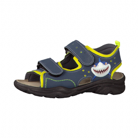 Ricosta SURF Shark Waterproof Sandals (Navy)